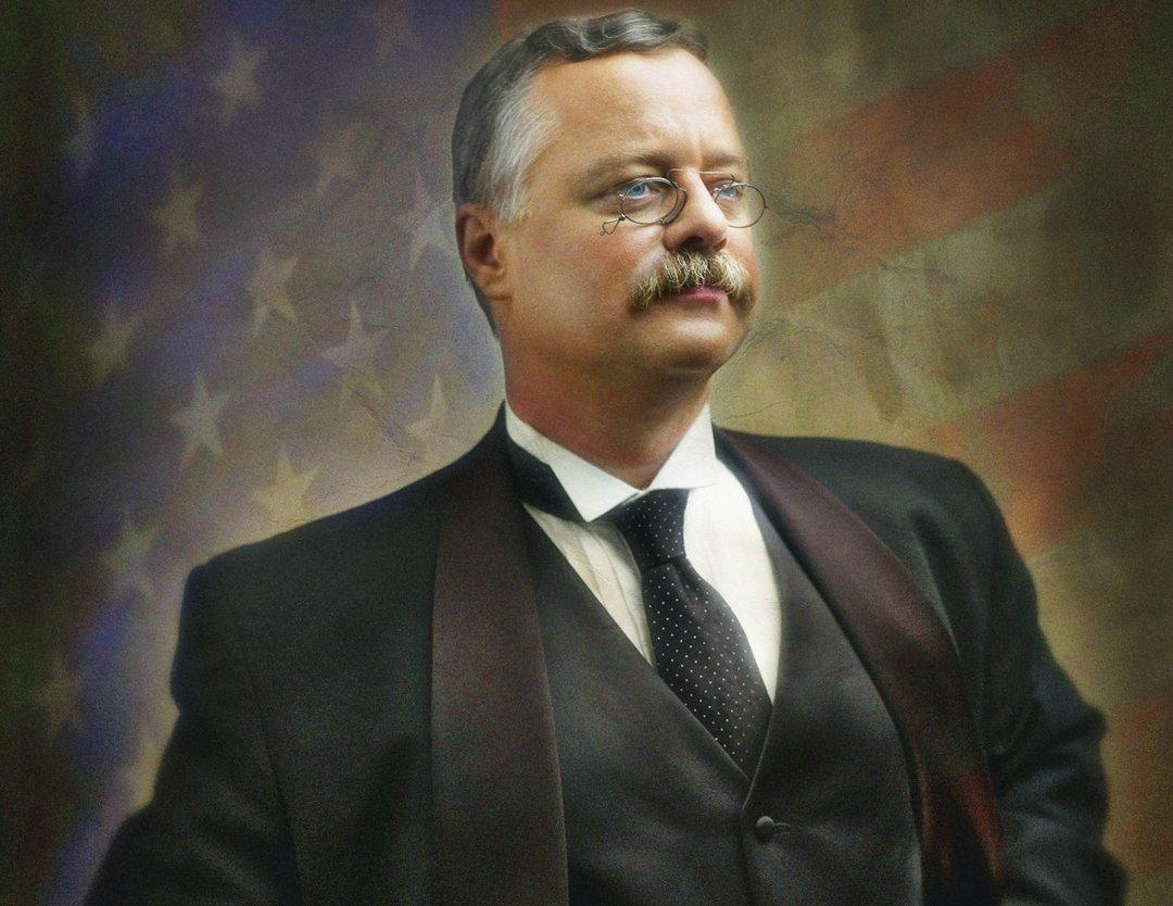 На фото: Теодор Рузвельт - американський політик, 26-й президент США в 1901—1909 рр.