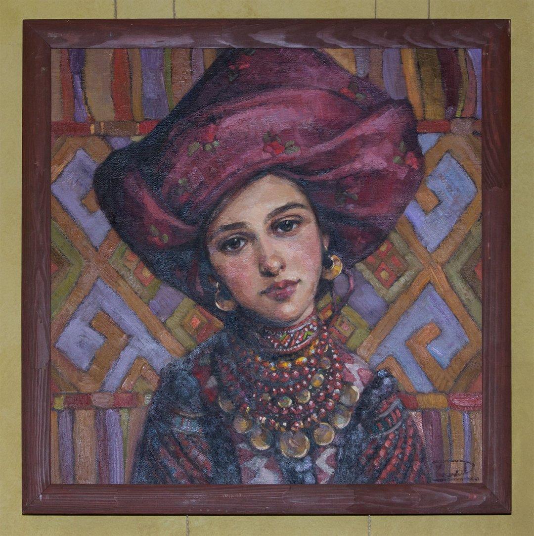 Картина Ксенії Дацюк