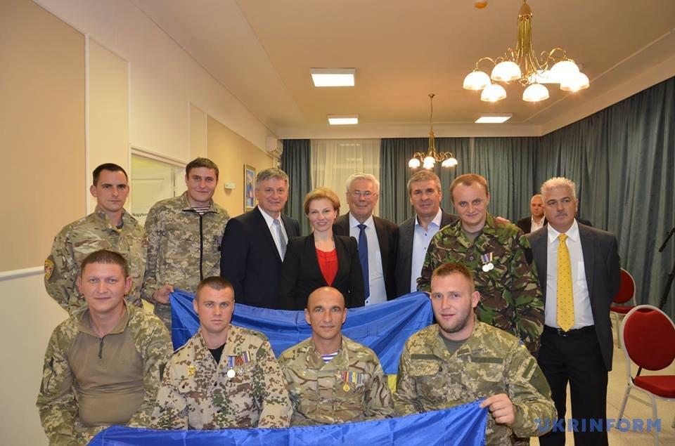Фото Посольства України в Угорщини