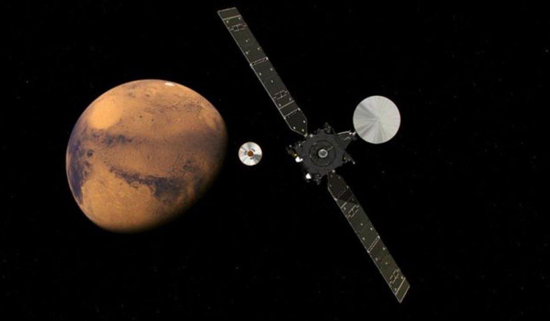 Космічний зонд Schiaparelli