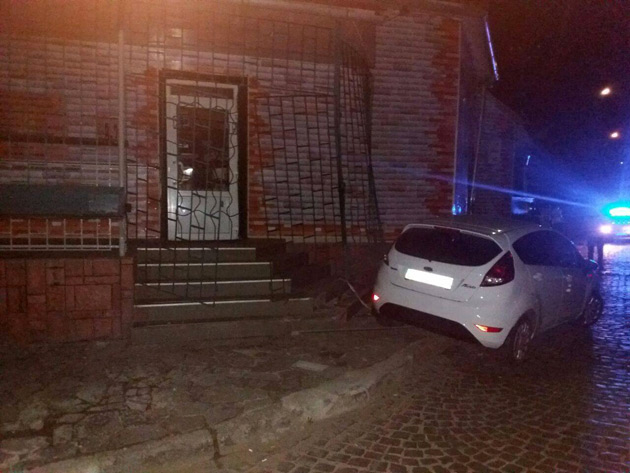 Фото: Патрульна поліція Ужгорода та Мукачева, facebook.