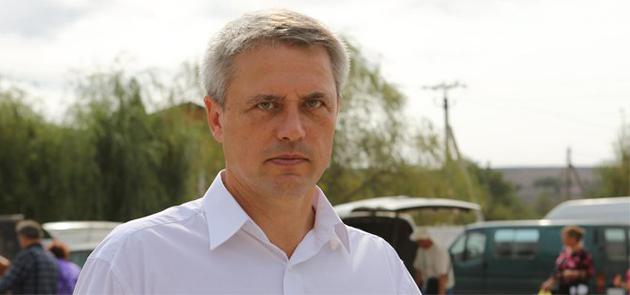 Дмитрие Чубашенко / RTR.md