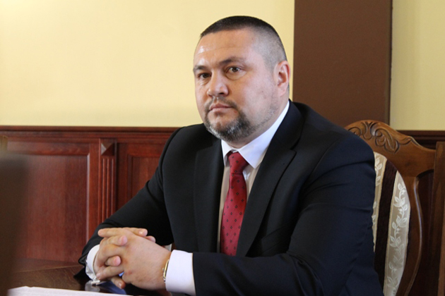Олег Воєводін / Фото: http://ua-reporter.com