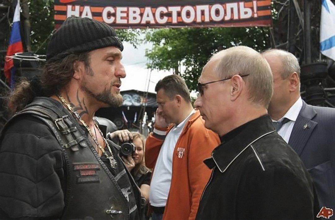 Залдастанов, Путин