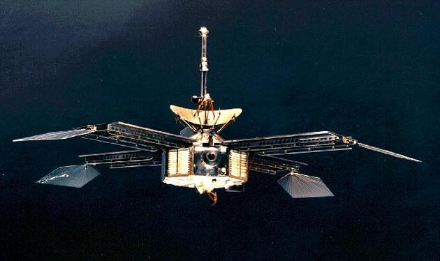 Mariner 4 / Фото: ru.wikipedia.org