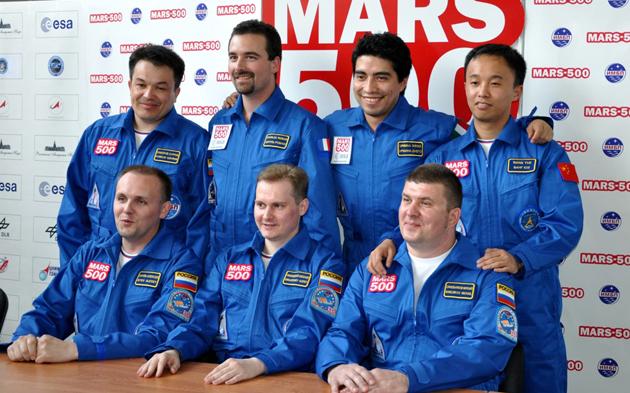 Марс-500 / Фото: paranormal-news.ru