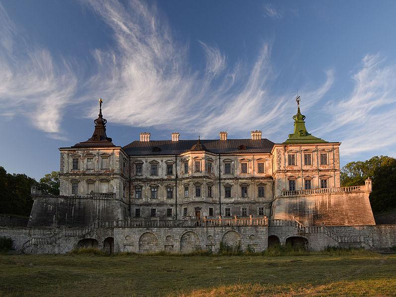 Підгорецький замок (або Палац у Підгірцях) — пам'ятка архітектури епохи пізнього Ренесансу і бароко. Розташований у селі Підгірці Бродівського району Львівської області.