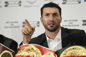Wladimir Klitschko in talks on three-fight deal - The Ring