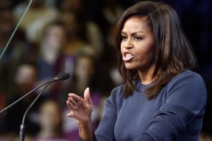 """Мишель Обама поддержала Грету Тунберг после """"нападения"""" Трампа"""