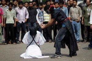 У Саудівській Аравії стратили чоловіка за участь у заколотах у 17 років