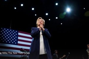 Хиллари Клинтон напишет триллер
