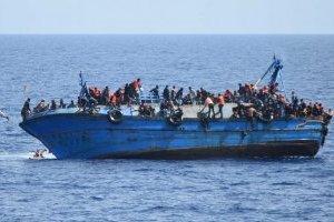 Волонтери врятували понад 100 мігрантів біля берегів Лівії