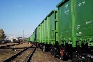 Вантажообіг українського транспорту зменшився майже на 17%