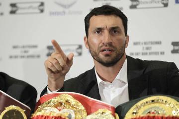 Wladimir Klitschko in talks on three-fight deal - The Ring