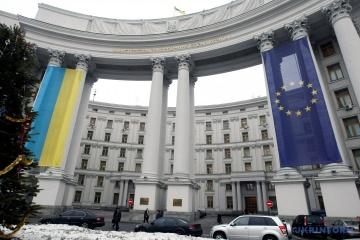 Le ministère ukrainien des Affaires étrangères exhorte la Russie à libérer Souchtchenko