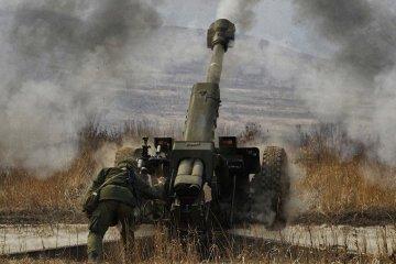 АТО: бойовики активізували обстріли, троє військових поранені