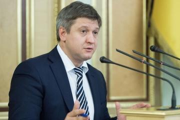 Danyliuk habla de las prioridades de los primeros 100 días de trabajo de Zelensky