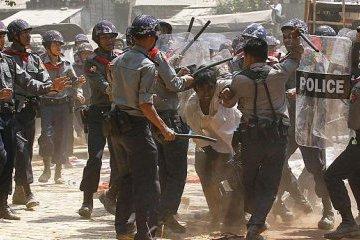 У М'янмі спалили близько 200 сіл мусульман рохінджа