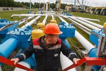 Erdgashändler aus Europa nutzen ukrainische Untergrundspeicher