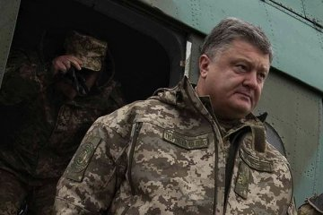 President Poroshenko: 193 National Guard soldiers killed in ATO in eastern Ukraine