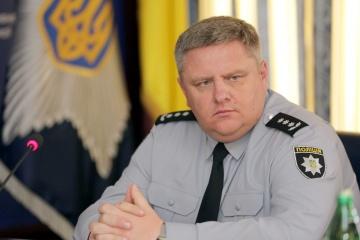 Kyjiw Chefpolizist Kryschtschenko mit Coronavirus infiziert