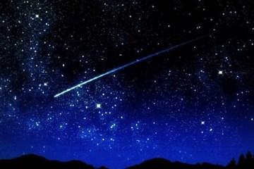 Зорепад Оріоніди: вночі можна буде побачити метеори з комети Галлея