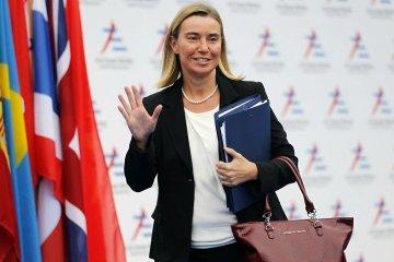 Mogherini destaca el progreso de las reformas en Ucrania y aplaude al fortalecimiento económico