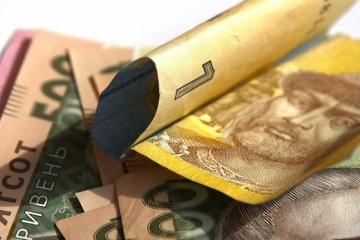 UAH-Wechselkurs wieder um 5 Kopeken gefallen