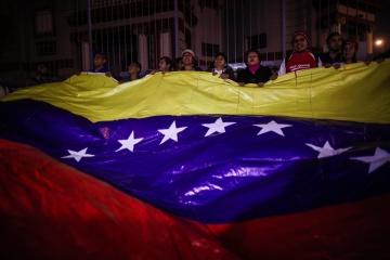 """У Венесуелі проходить """"неофіційний"""" референдум"""