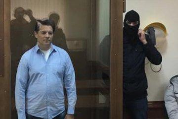 A Súshchenko le permiten hacer una llamada a sus familiares