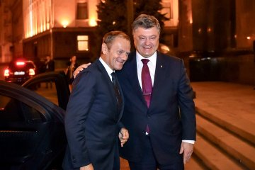Presidents of Ukraine and European Council plan to meet in Malta on March 30