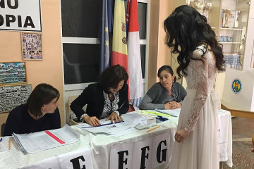 Moldavie: la partie de Maia Sandu remporte largement les législatives