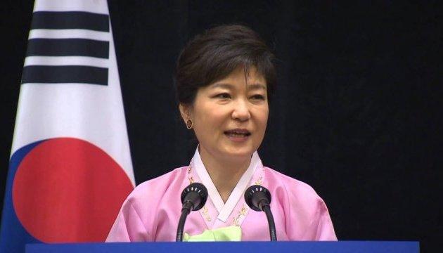 В Южной Корее готовят импичмент президенту