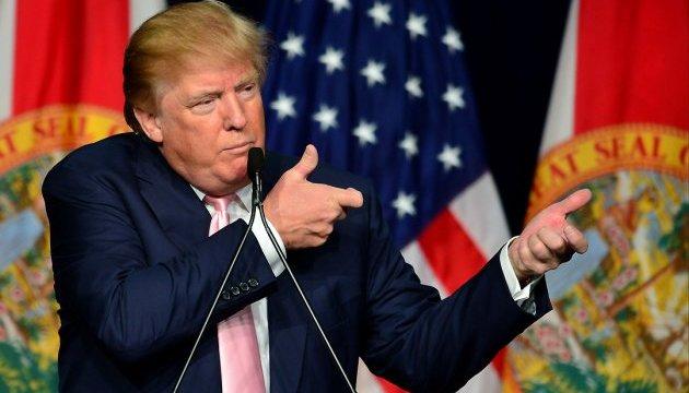Білий дім назвав Трампа людиною, яка