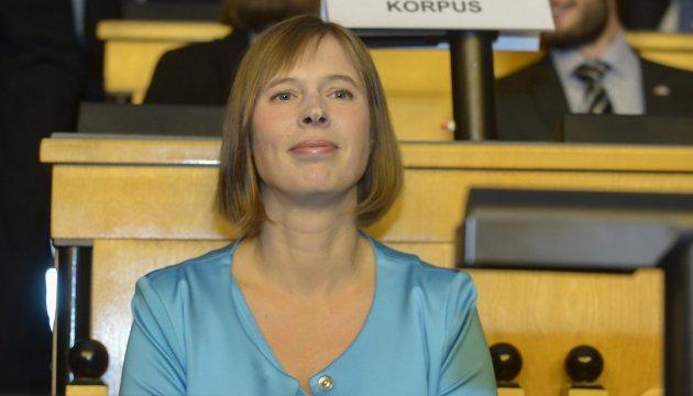 President of Estonia to visit NABU on May 23