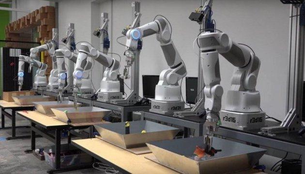 Google організував «дитячий садок» для роботів