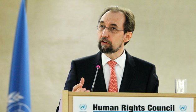 Верховний комісар з прав людини: Радбез ООН паралізований