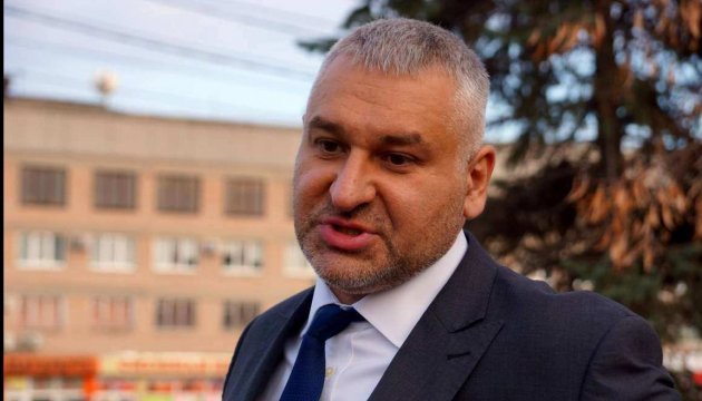 Sushchenko thanks for support and impressed with its scale – lawyer Feygin