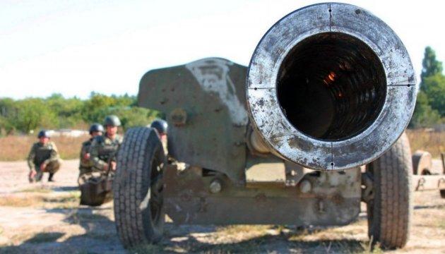 Командувач Сухопутних військ: Ефективність нашої артилерії не дала РФ перейти у наступ