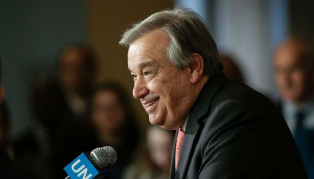 UN Secretary-General welcomes exchange of prisoners and detainees in eastern Ukraine