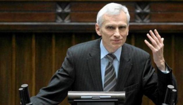 Депутат Сейму Польщі: Вимагаємо від Росії звільнити Сущенка та інших політв'язнів