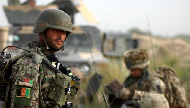 Влада Афганістану і