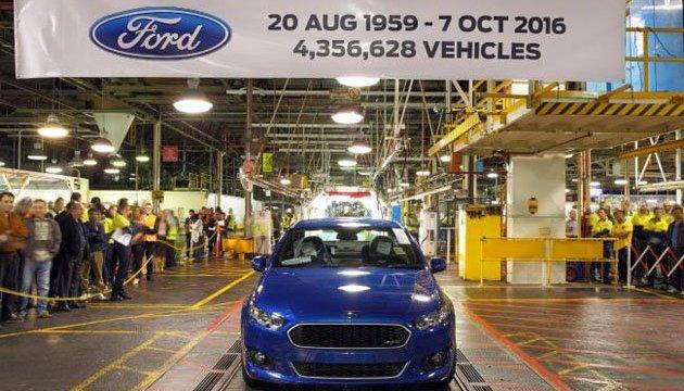 Ford отзывает около 117 тыс. авто из-за проблем с безопасностью