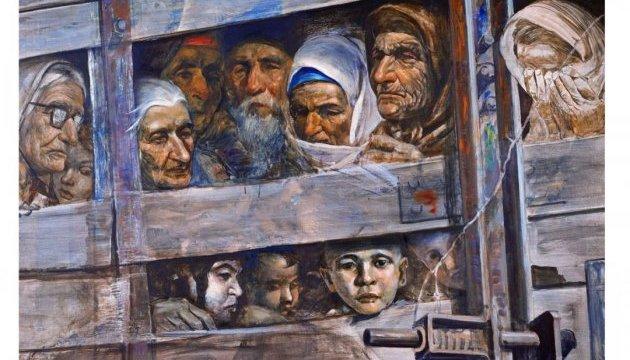 У депортованих кримських татар вилучили 25 мільйонів книг