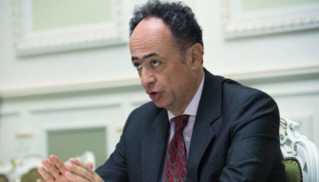 Мінгареллі ознайомився з гуманітарною ситуацією на Донбасі