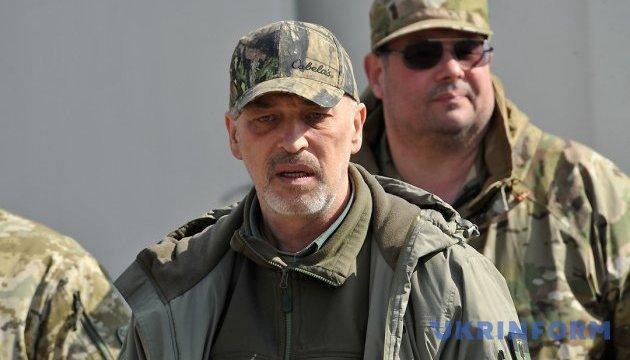 Тука: Донбас – не гангрена, яку треба відрізати