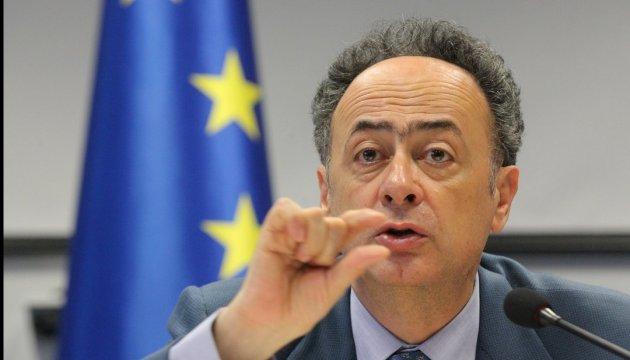 Мінгареллі про безвіз: ЄС обговорює