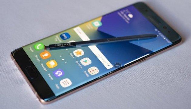 Скандал з Galaxy Note 7: Samsung рекомендує власникам не вмикати пристрої