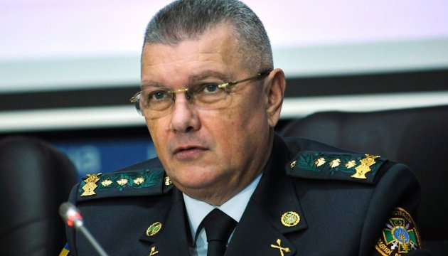 Slobodian: Head of Ukraine's State Border Guard Service submits resignation letter