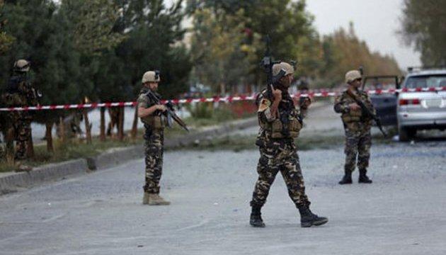 У центрі столиці Афганістану впали дві ракети